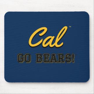 Tapis De Souris Les calories vont des ours ! : Uc Berkeley