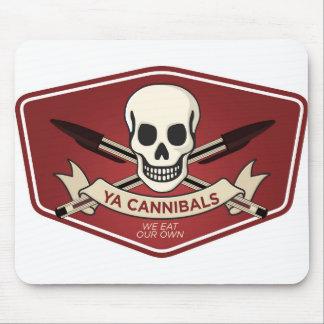 Tapis De Souris Les cannibales Mousepad du fonctionnaire YA