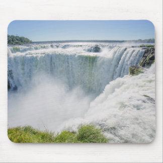 Tapis De Souris Les chutes d'Iguaçu, la gorge des diables,