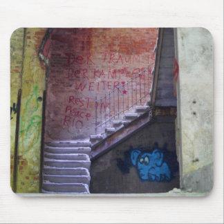 Tapis De Souris Les escaliers 02,0 ruinent 02,2, endroits perdus,