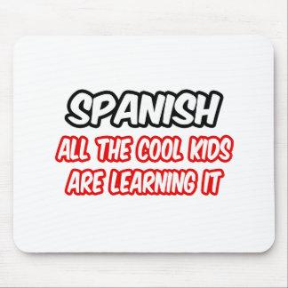 Tapis De Souris Les Espagnols… tous les enfants frais l'apprennent