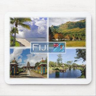 Tapis De Souris Les FJ Fidji - l'île de Denarau - Nava -