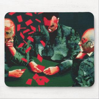 Tapis De Souris Les joueurs de carte 1987
