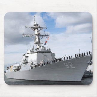 Tapis De Souris Les marins équipent les rails