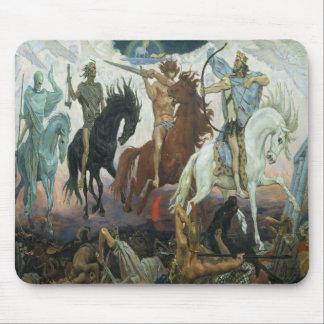 Tapis De Souris Les quatre cavaliers de l'apocalypse