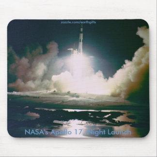 TAPIS DE SOURIS L'ESPACE DE LA NASA ET D'APOLLO