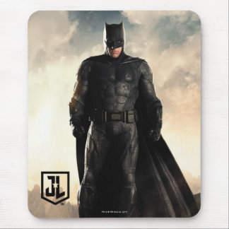 Tapis De Souris Ligue de justice | Batman sur le champ de bataille