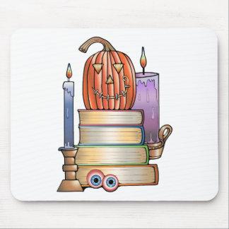 Tapis De Souris Livres de bibliothèque de mascarade
