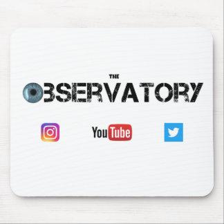 Tapis de souris - l'observatoire
