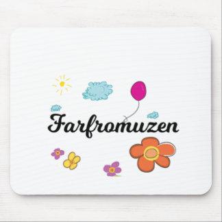 Tapis De Souris Logo de FarFrom Usen