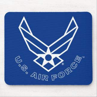 Tapis De Souris Logo de l'Armée de l'Air - bleu