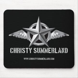 Tapis De Souris Logo Mousepad de Christy Summerland