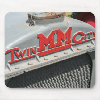 Tapis De Souris Logo Mousepad de Minneapolis Moline