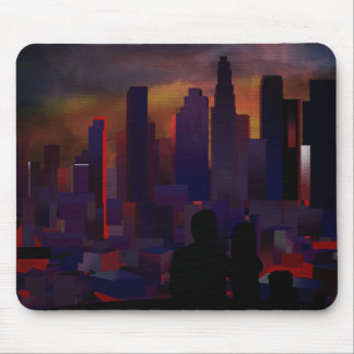 Tapis De Souris Los Angeles