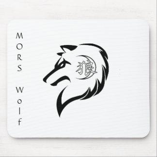 Tapis De Souris Loup Mousepad de MORs