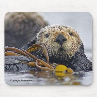 Tapis De Souris Loutre de mer de la Californie Mousepad