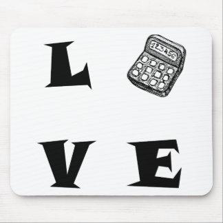 TAPIS DE SOURIS LOVE64