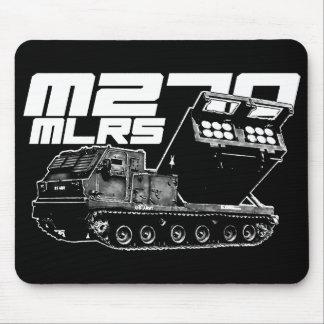 Tapis De Souris M270 système de lance-roquettes multitube Mousepad