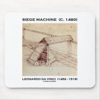 Tapis De Souris Machine de siège (C. 1480) Leonardo da Vinci
