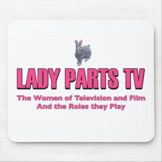 Tapis De Souris Madame Parts TV Mousepad