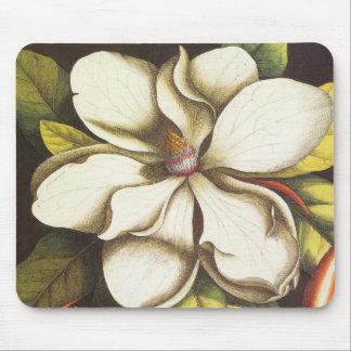 Tapis De Souris magnolia vintage moderne