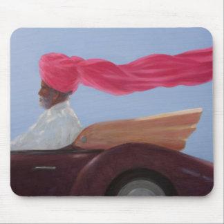 Tapis De Souris Maharaja à la vitesse