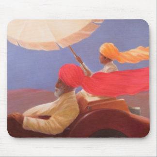 Tapis De Souris Maharaja à la vitesse 2010