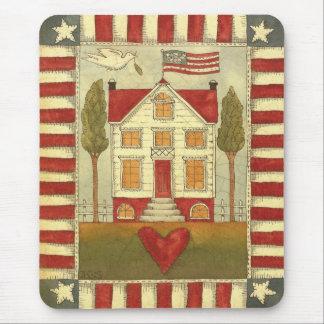 tapis de souris drapeau am 233 ricain personnalis 233 s zazzle fr