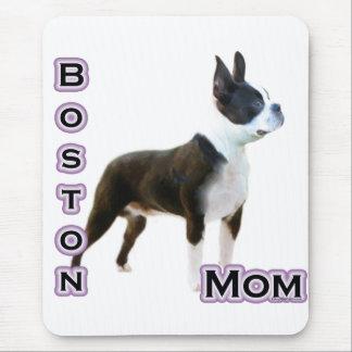 Tapis De Souris Maman 4 de Boston Terrier