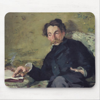 Tapis De Souris Manet | Stephane Mallarme 1876
