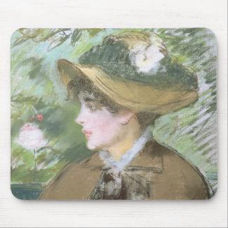 Tapis De Souris Manet | sur le banc, 1879