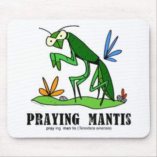 Tapis De Souris Mante de prière par Lorenzo Traverso