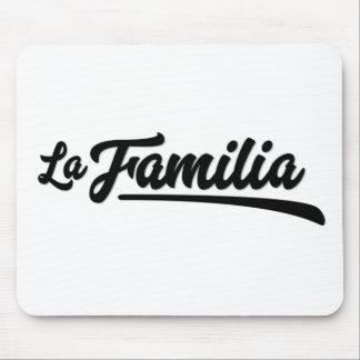 Tapis De Souris Marchandises marquées par Familia de La