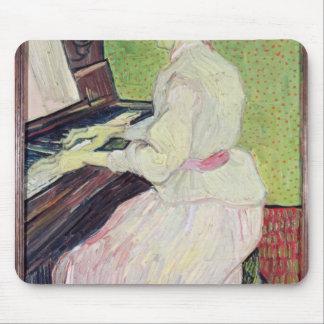 Tapis De Souris Marguerite des prés Gachet de Vincent van Gogh |