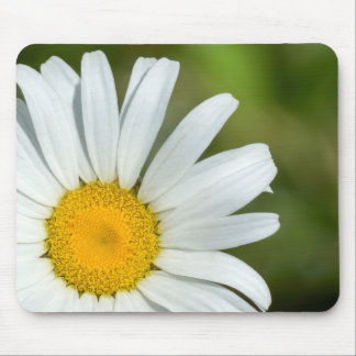 Tapis De Souris Marguerite excentrée Mousepad floral