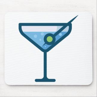 Tapis De Souris Martini