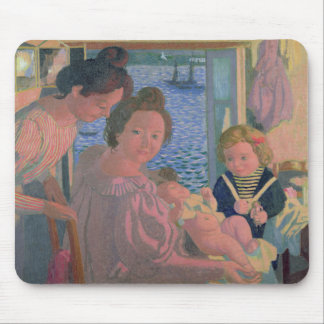 Tapis De Souris Maternité chez Pouldu, même