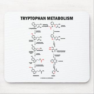 Tapis De Souris Métabolisme de tryptophane (chimie)