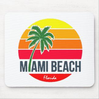 Tapis De Souris Miami Beach