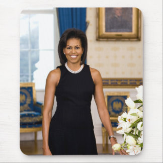 Tapis De Souris Michelle Obama Mousepad