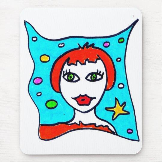 Tapis de souris Mimi by KrikiSalami