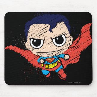 Tapis De Souris Mini croquis de Superman