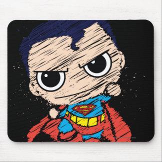Tapis De Souris Mini croquis de Superman - vol