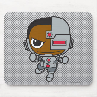 Tapis De Souris Mini cyborg