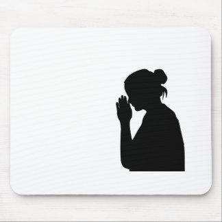 Tapis De Souris ministère de prière de femme
