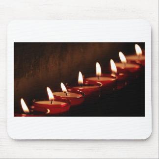 Tapis De Souris Ministère de prière de lumières béni