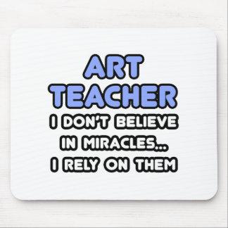 Tapis De Souris Miracles et professeurs d'art