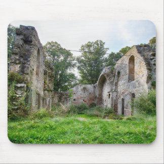 Tapis De Souris Monastère abandonné