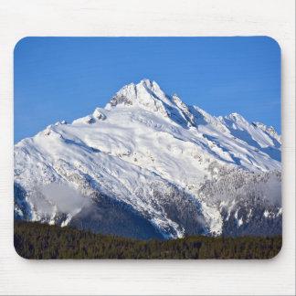 Tapis De Souris Montagne de Tantalus en Colombie-Britannique,