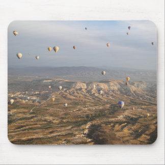 Tapis De Souris Monte en ballon le mousepad de vol